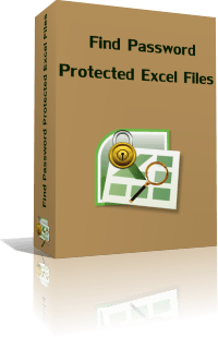 Find Password Protected Excel Files