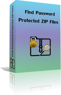 Find Password Protected ZIP Files