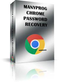 Manyprog Chrome Password Recovery - software to view saved