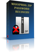 Manyprog ZIP Password Recovery