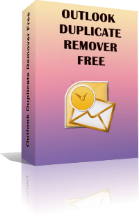 Outlook Duplicate Remover Free