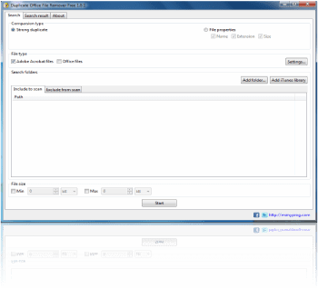 Doppelte Dateien löschen