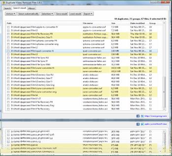 Dateiduplikate finden