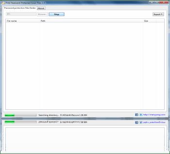 Suchen Sie nach passwortgeschützten Excel-Dateien